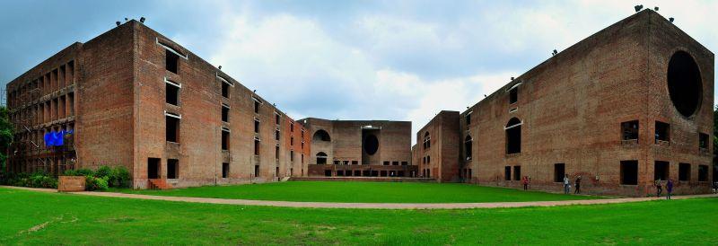 Louis Kahn's IIM-Ahmedabad