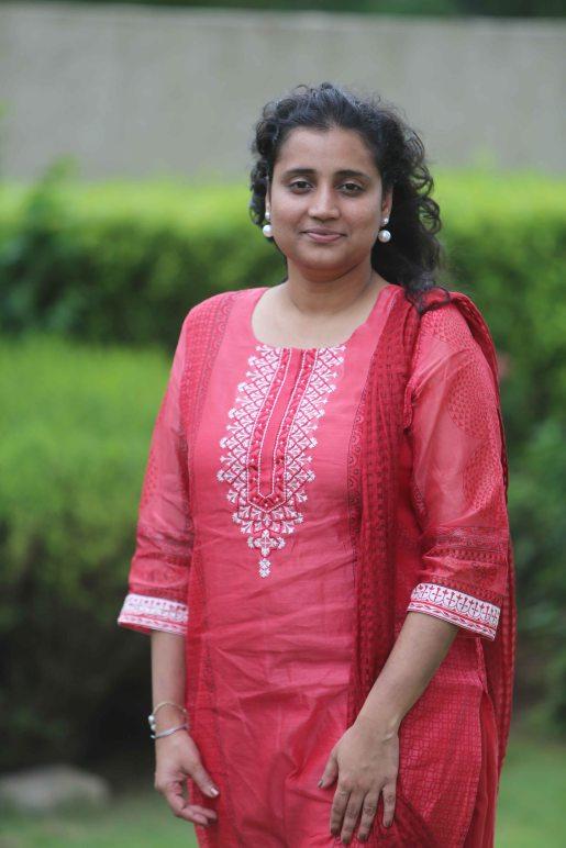 dhanashree aura1