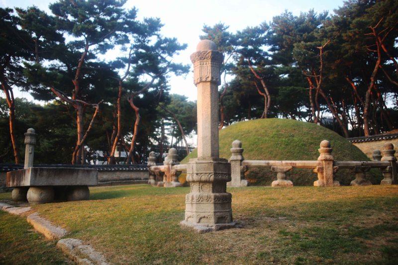 joseon tomb