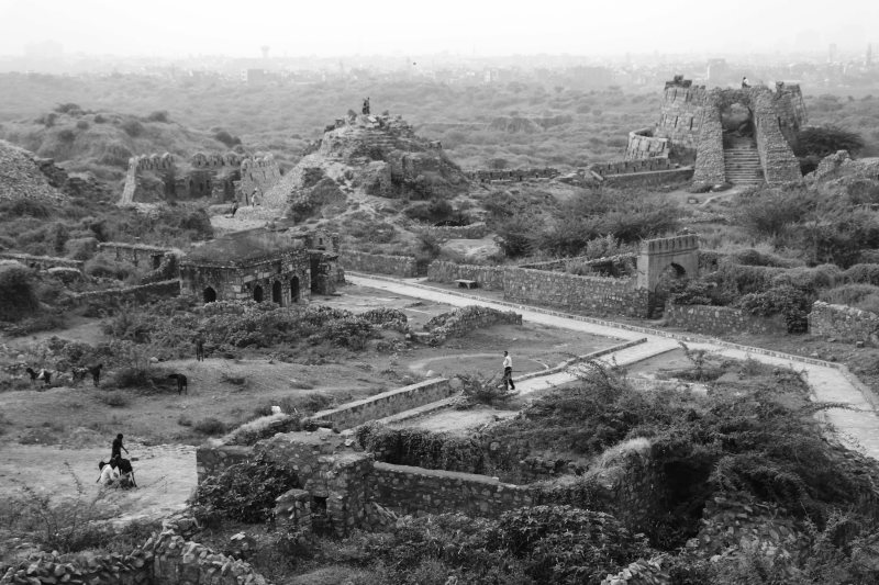 tughlaqabad-city