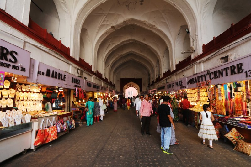 red-fort-market