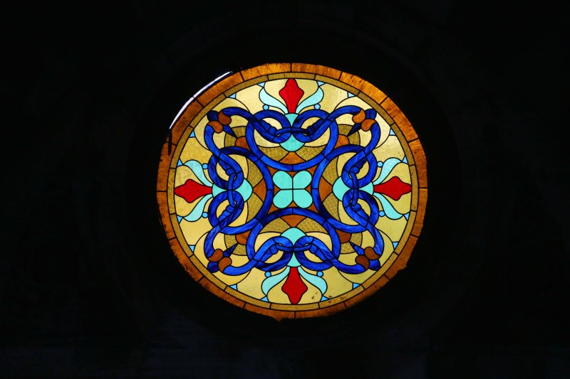 stained glass cst