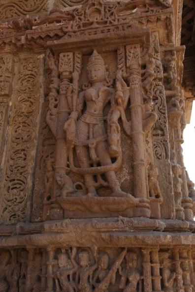 modhera gauri perhaps
