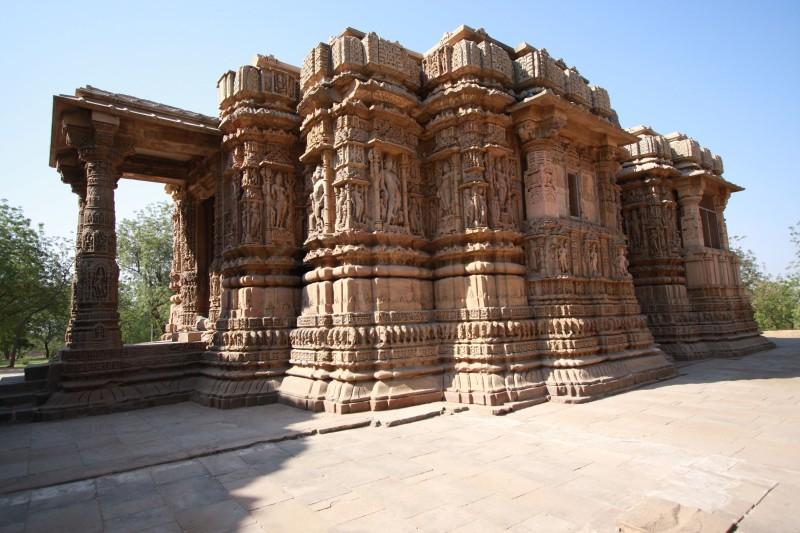 modhera gudha sculptures