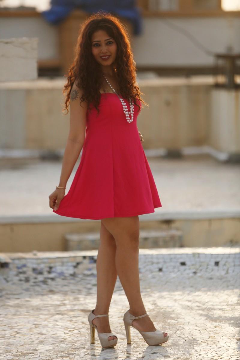 shweta pink1