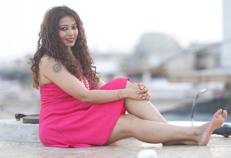 shweta pink3
