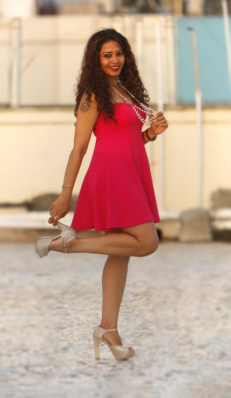 shweta pink7