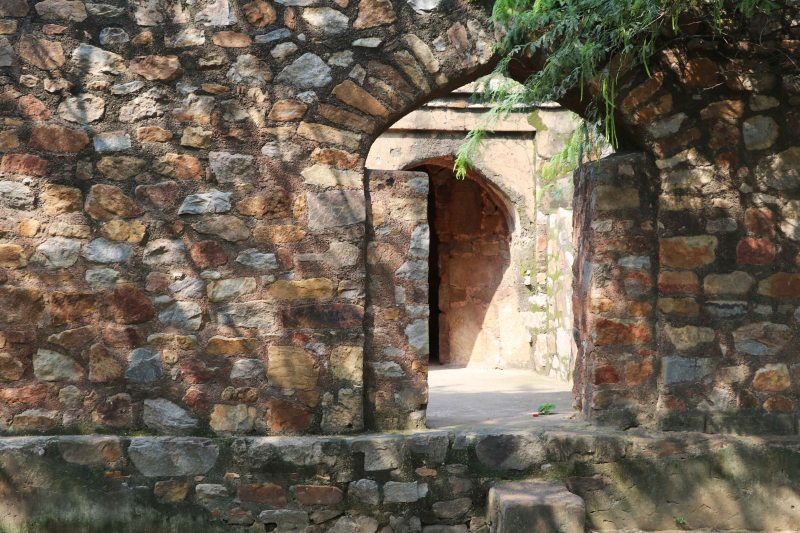 Meh22 rubble arch