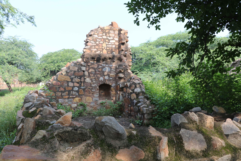 Meh35 ruins