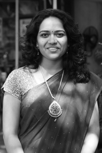 Manasi first pic bnw