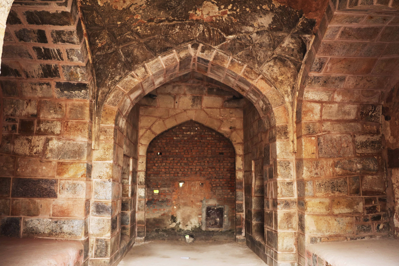 10 Purana Qila humayuni