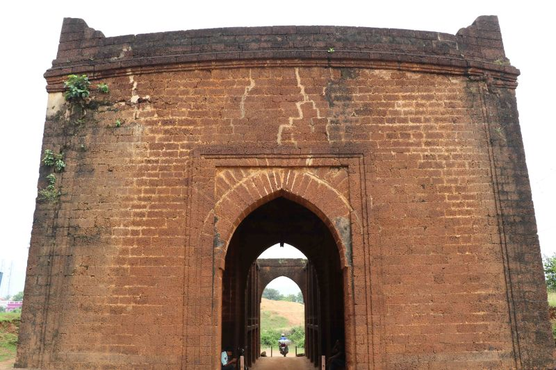 11 Bishnupur big door