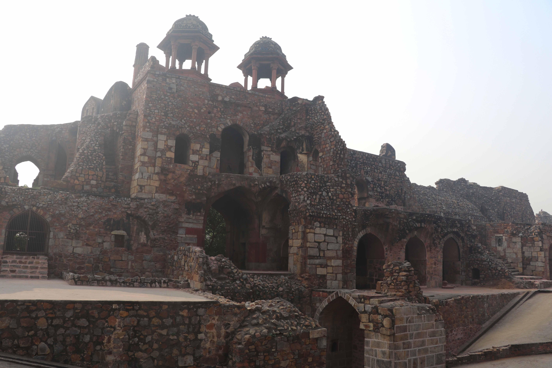 11 Purana Qila humayuni