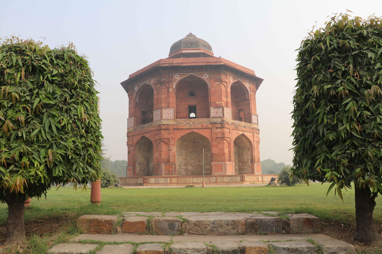 13 Purana Qila sher mandal