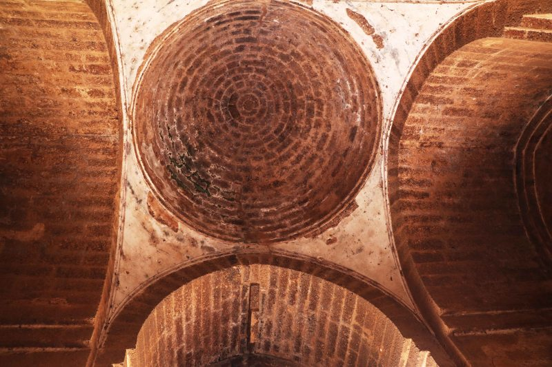 21 Bishnupur big door dome