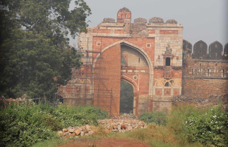 3 Purana Qila shershah gate