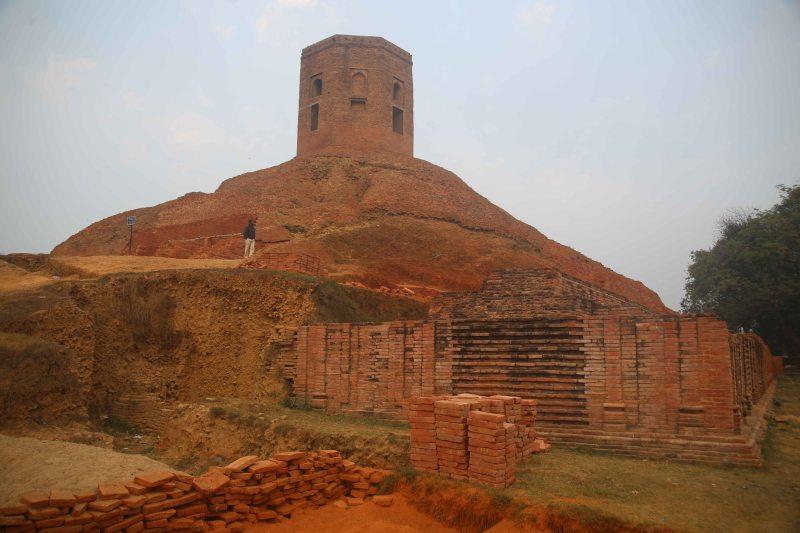 vns chaukhandi man stupa