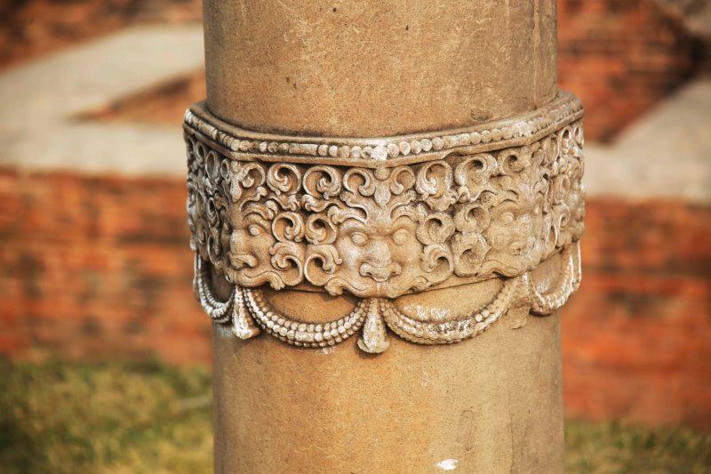 VNS sarnath column texture