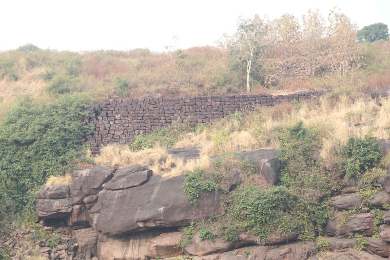 Bhojeshwar ancient dam