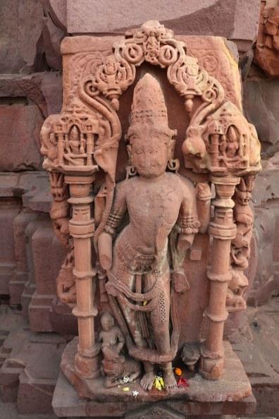 Bhojeshwar idol
