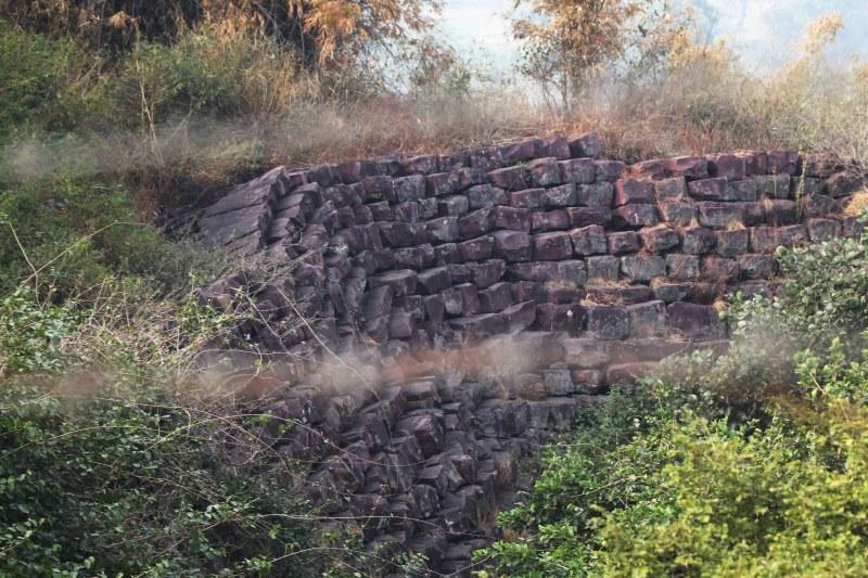 Bhojeshwar old reservoir