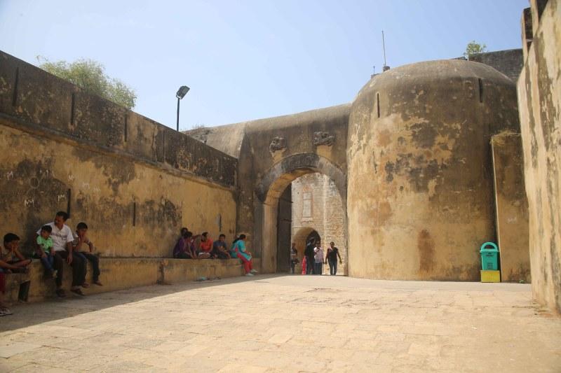 Diu Fort11