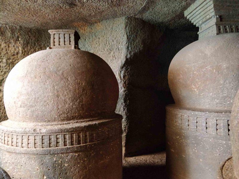 HR Bhaje 20 stupa