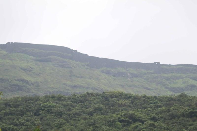 HR Bhaje visapur wall